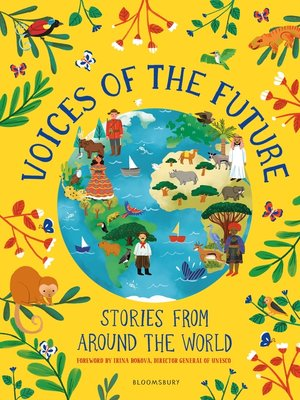 cover image of Voices of the Future