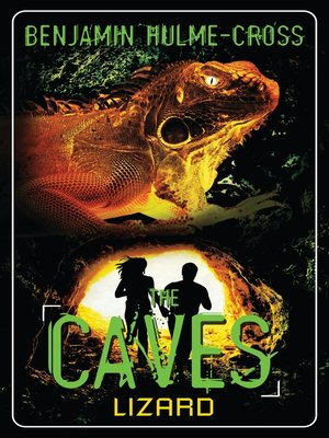 cover image of Lizard: The Caves 1