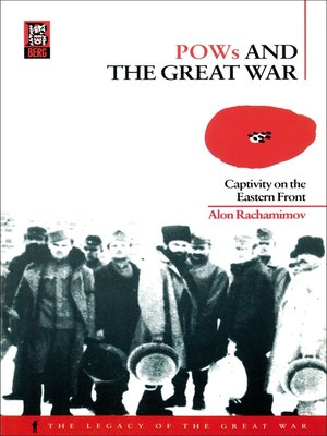 cover image of POWs and the Great War