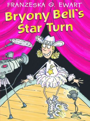 cover image of Bryony Bell's Star Turn