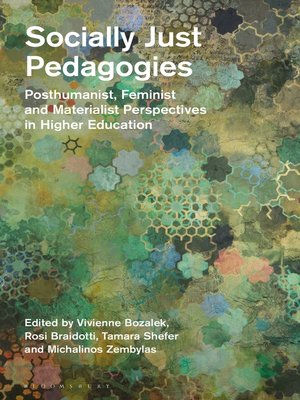 cover image of Socially Just Pedagogies