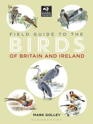 cover image of Field Guide to the Birds of Britain and Ireland