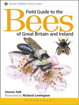 cover image of Field Guide to the Bees of Great Britain and Ireland