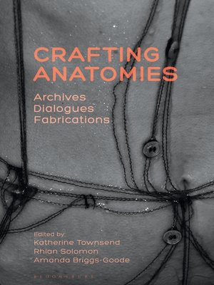 cover image of Crafting Anatomies