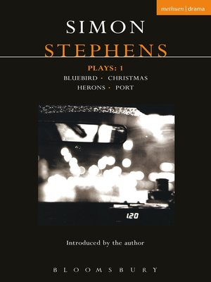 cover image of Stephens Plays, 1