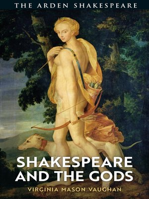 cover image of Shakespeare and the Gods