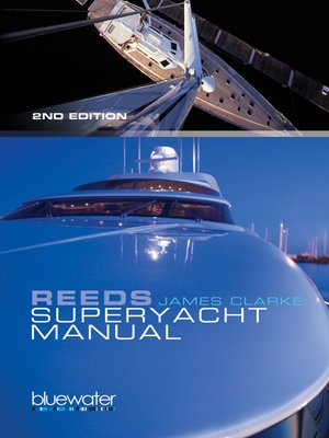cover image of Reeds Superyacht Manual