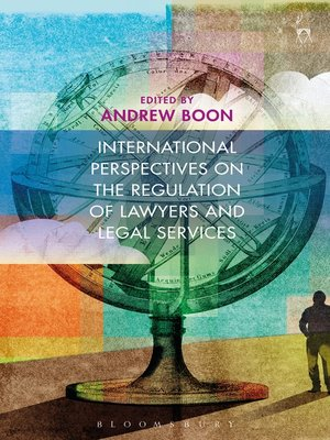cover image of International Perspectives on the Regulation of Lawyers and Legal Services
