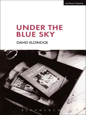 cover image of Under the Blue Sky