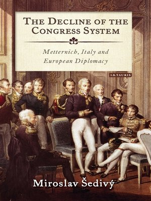 cover image of The Decline of the Congress System