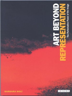 cover image of Art Beyond Representation