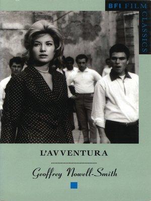 cover image of L'avventura