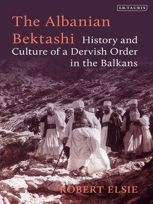 cover image of The Albanian Bektashi