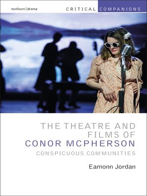 cover image of The Theatre and Films of Conor McPherson