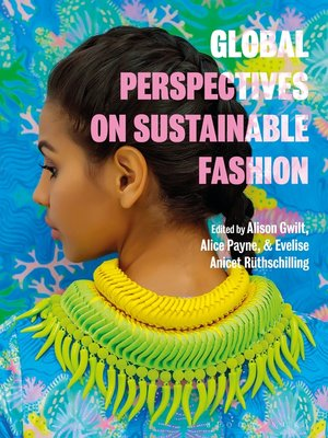 cover image of Global Perspectives on Sustainable Fashion