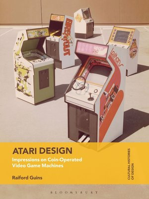 cover image of Atari Design