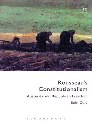 cover image of Rousseau's Constitutionalism