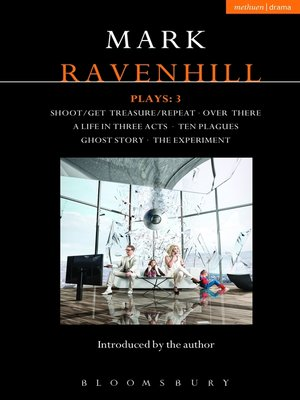 cover image of Ravenhill Plays