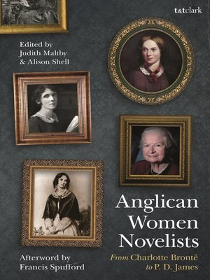 cover image of Anglican Women Novelists