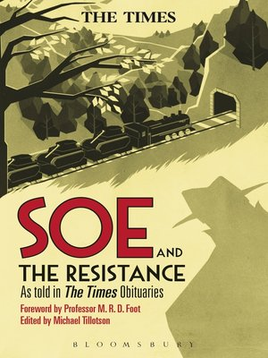 cover image of SOE and the Resistance