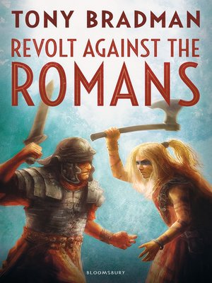 cover image of Revolt Against the Romans