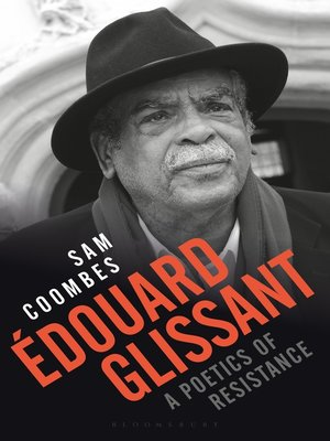 cover image of Édouard Glissant