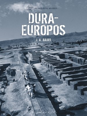 cover image of Dura-Europos