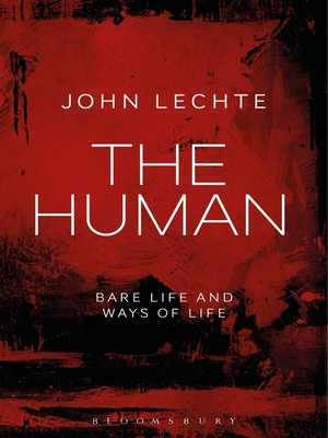 cover image of The Human