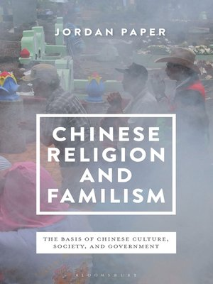 cover image of Chinese Religion and Familism