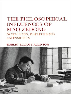 cover image of The Philosophical Influences of Mao Zedong
