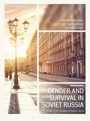 cover image of Gender and Survival in Soviet Russia