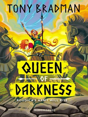 cover image of Queen of Darkness