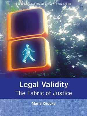 cover image of Legal Validity