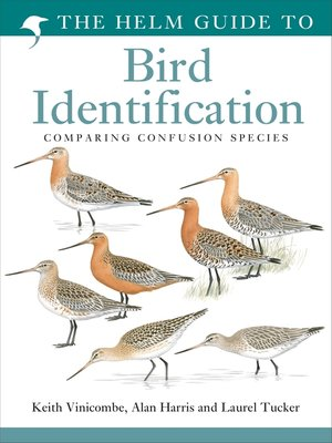 cover image of The Helm Guide to Bird Identification