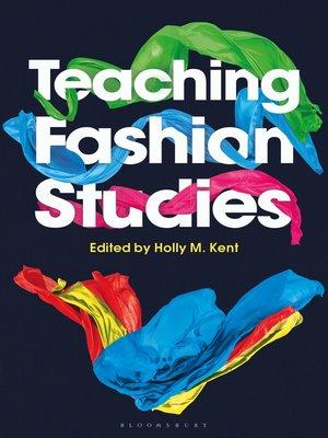 cover image of Teaching Fashion Studies