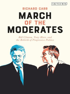 cover image of March of the Moderates