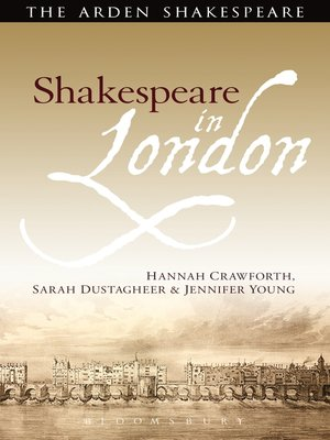 cover image of Shakespeare in London