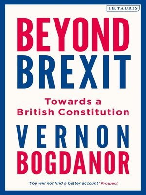 cover image of Beyond Brexit