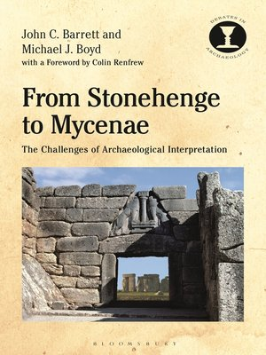 cover image of From Stonehenge to Mycenae