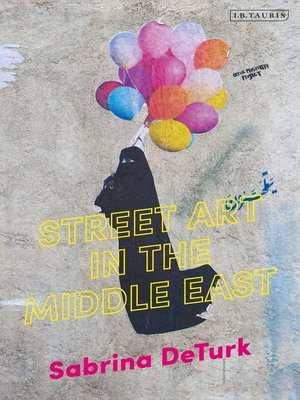 cover image of Street Art in the Middle East