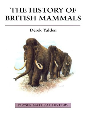 cover image of The History of British Mammals