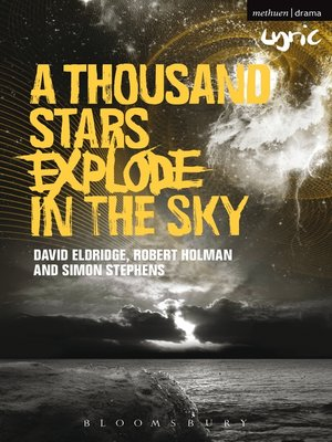 cover image of A Thousand Stars Explode in the Sky