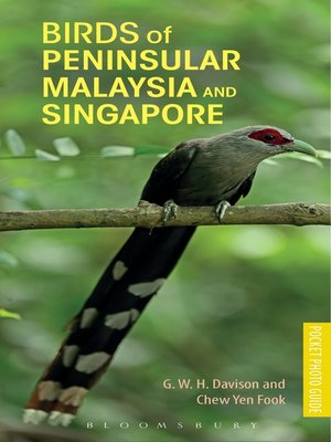cover image of Birds of Peninsular Malaysia and Singapore