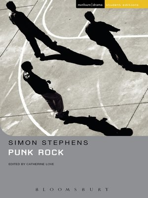 cover image of Punk Rock