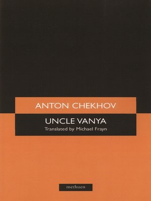 cover image of Uncle Vanya