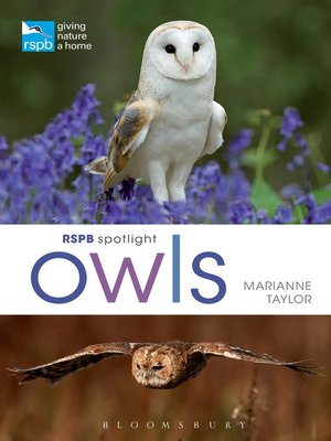 cover image of RSPB Spotlight Owls