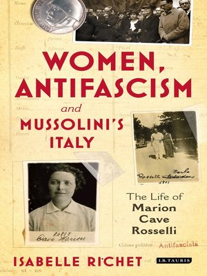 cover image of Women, Antifascism and Mussolini's Italy