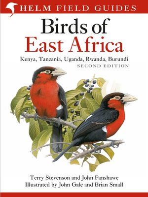 cover image of Field Guide to the Birds of East Africa