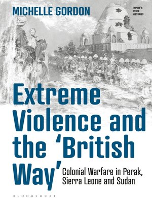 cover image of Extreme Violence and the 'British Way'