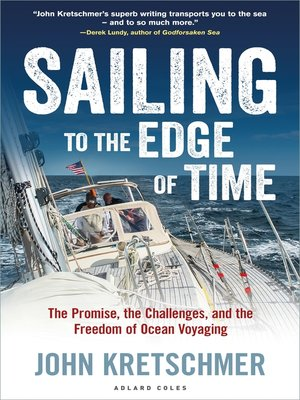 cover image of Sailing to the Edge of Time